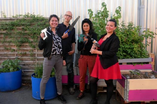 Atelier Jardi-compostière