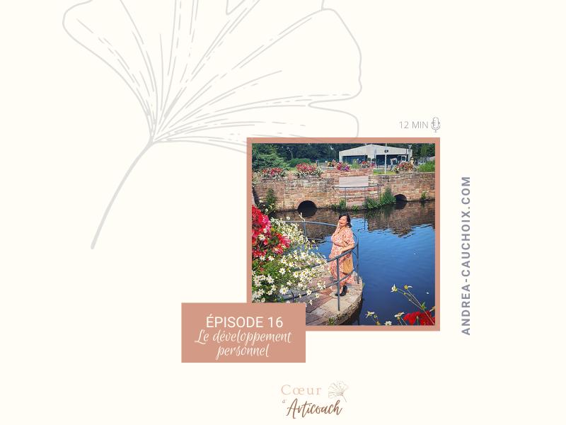 Podcast #16 : Le développement personnel