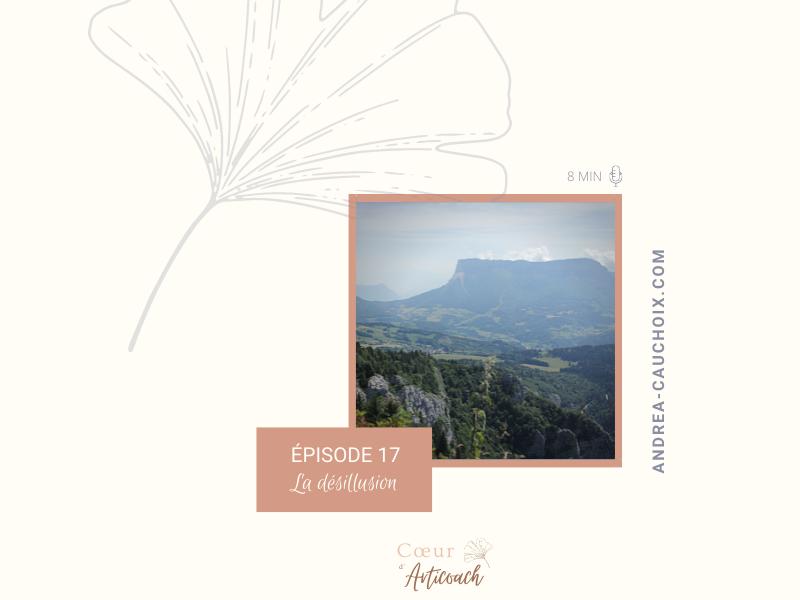 Podcast #17 : La désillusion