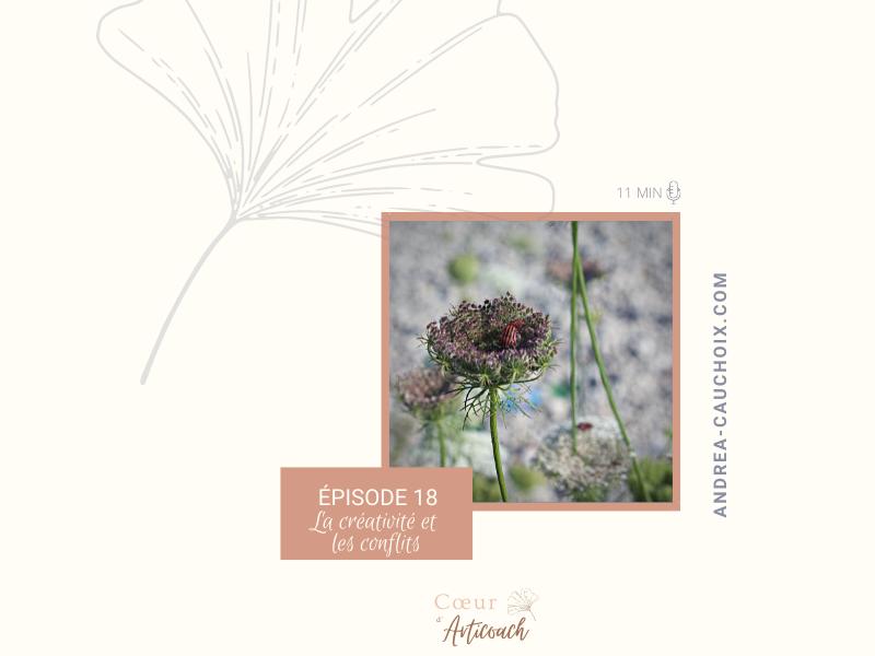 Podcast #18 : La créativité pour résoudre les conflits